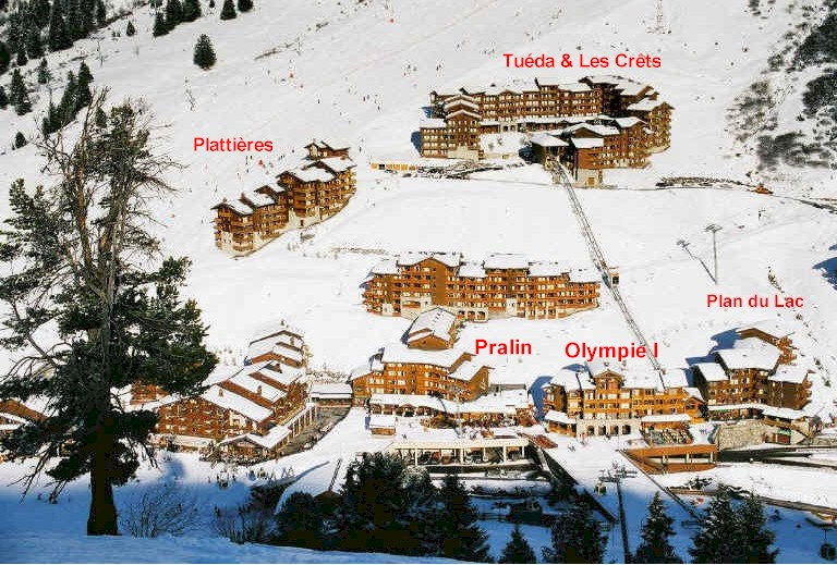 Meribel Ski Map Pdf